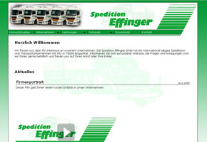 Spedition Effinger